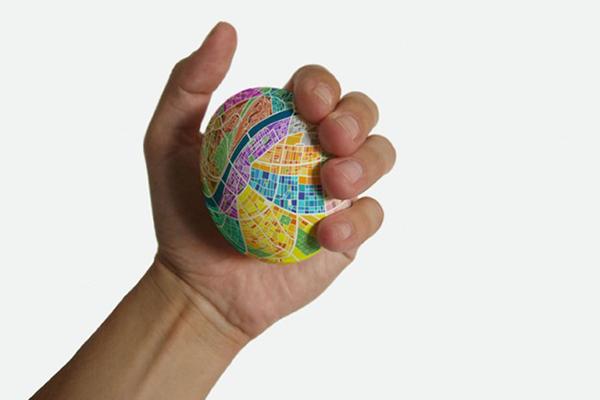 Egg Map 蛋蛋地图