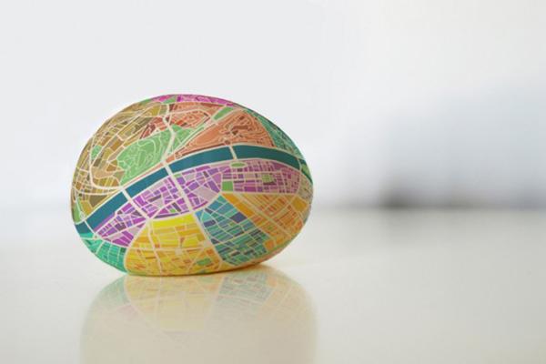 Egg Map 蛋蛋地图(三)