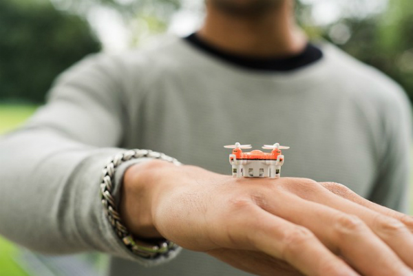 SKEYE Pico Drone 世界上最小的无人机(二)