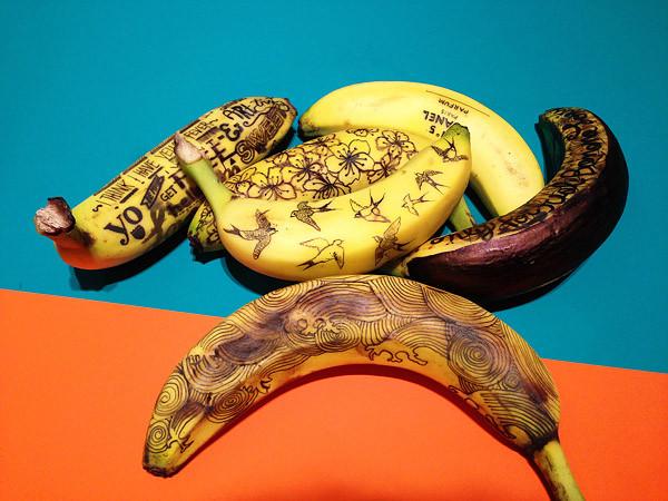 创意香蕉设计(三十四)