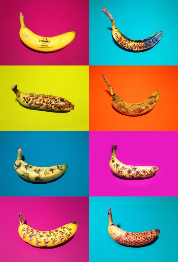 创意香蕉设计(三十六)