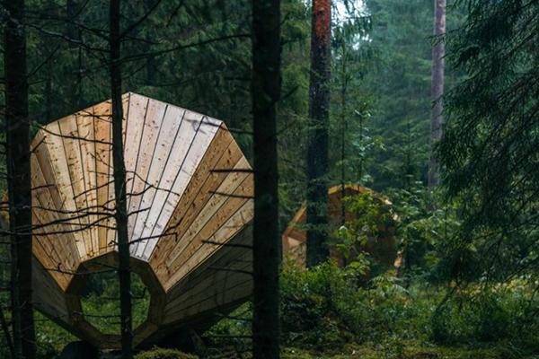 Ruup 森林里的扬声器
