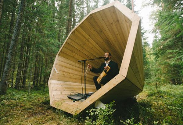 Ruup 森林里的扬声器(五)