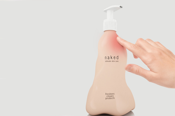 Naked 会害羞的包装(二)