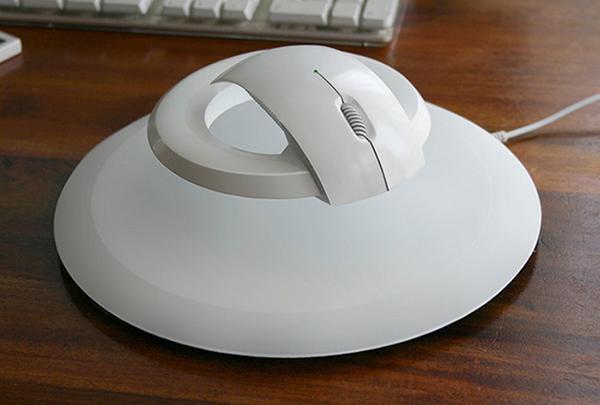 BAT 无线磁悬浮鼠标(二)
