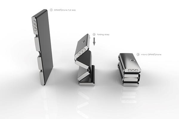 Drasphone 可折叠智能手机(二)