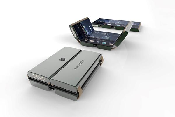 Drasphone 可折叠智能手机(四)