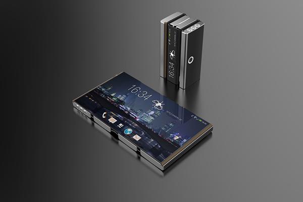 Drasphone 可折叠智能手机(六)