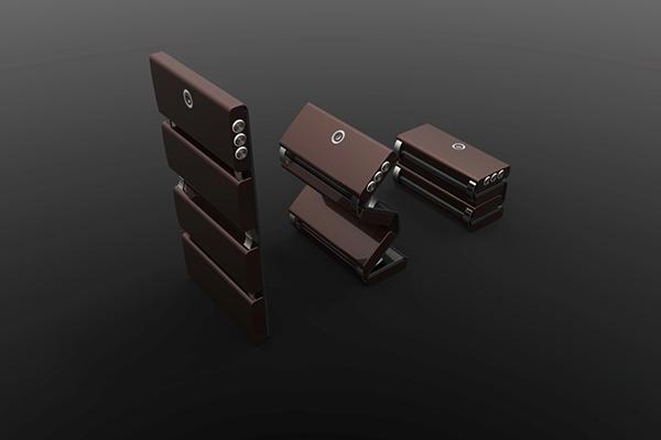Drasphone 可折叠智能手机(七)