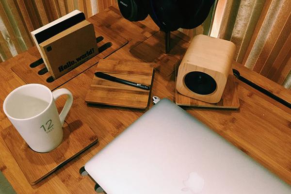 Astrobamboo 模块收纳桌(二)