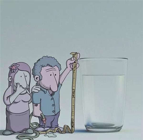 这个计量的水,加上一勺糖,合起来最有口感了。