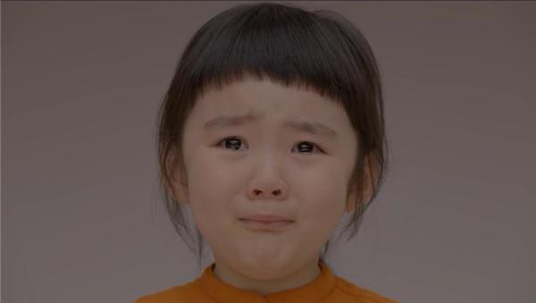酸奶创意广告-1号小朋友