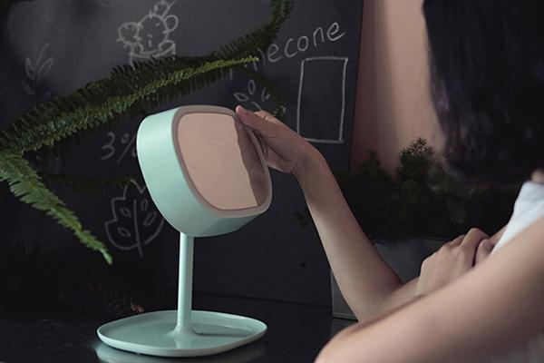 化妆镜台灯(八)