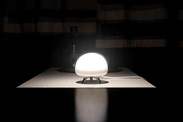 小白 可微信控制的台灯