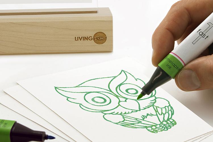 Living Ink 神奇画笔