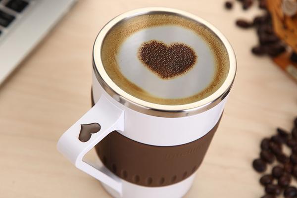 显示温度的咖啡杯(三)