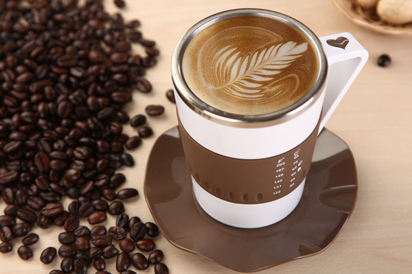 显示温度的咖啡杯(四)