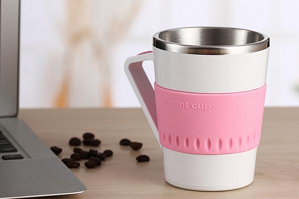 显示温度的咖啡杯(二)