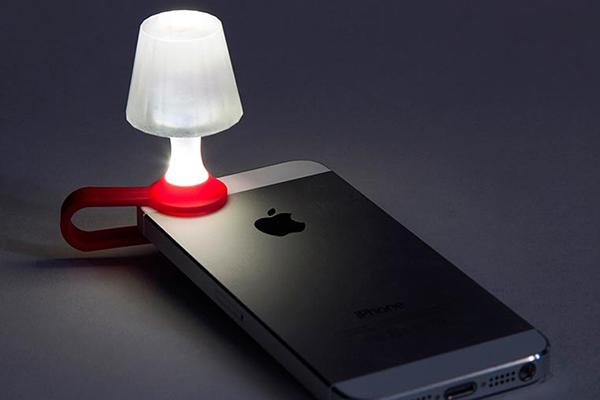 Luma 手机摄像头夜灯(四)