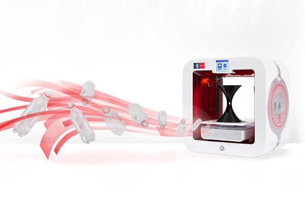 Ekocycle Cube 3D打印机(五)