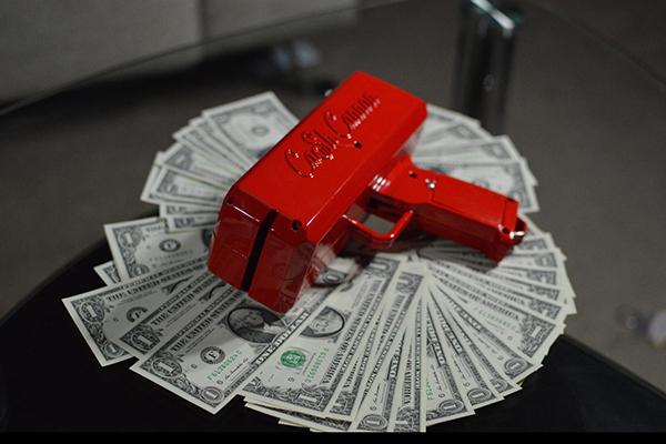 Cash Cannon 发钱机器(二)
