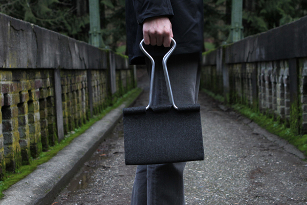 Clip Bag 夹子手提包(八)