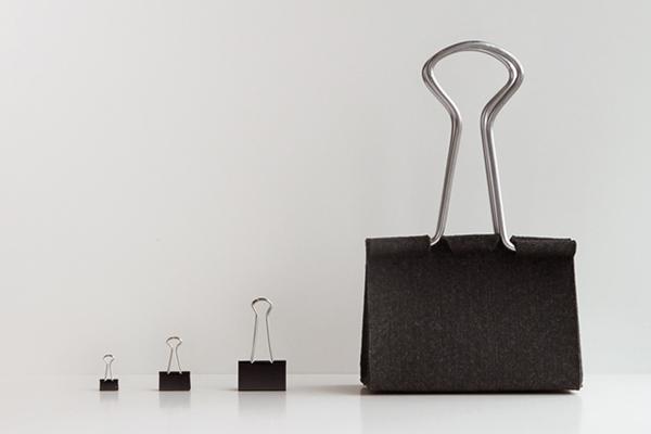 Clip Bag 夹子手提包(四)