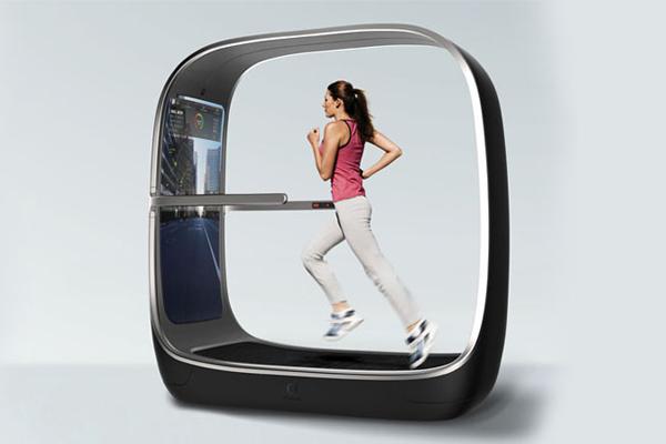 Voyager 跑步机