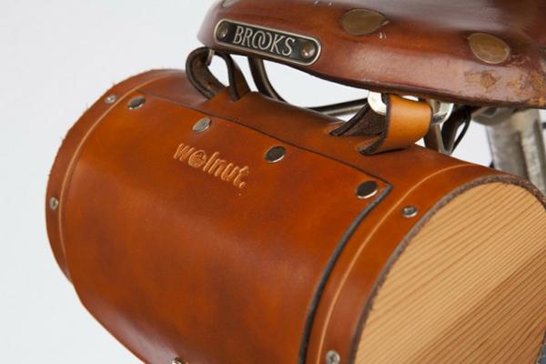 Walnut Studiolo 自行车座桶包(二)