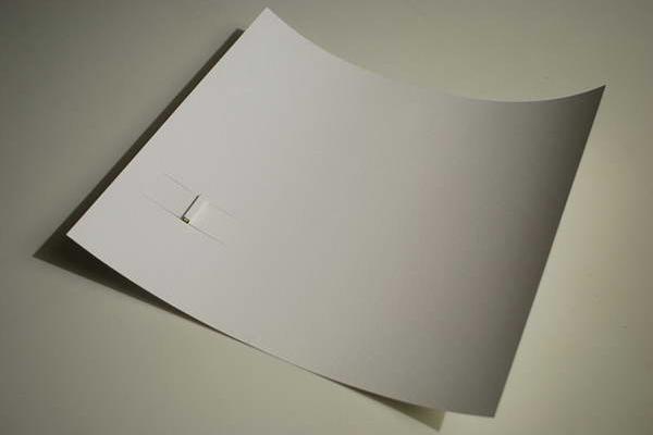 纸制LED手电筒(三)