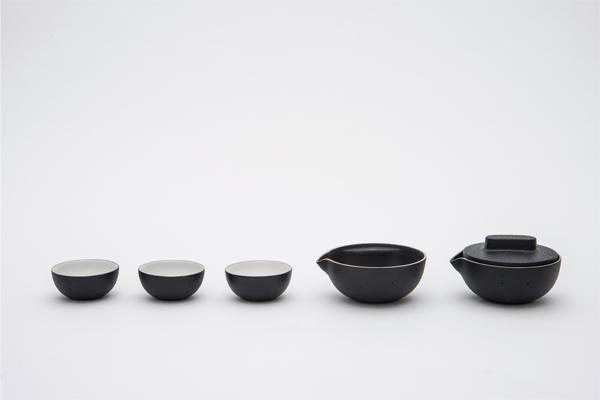 小巨蛋轻便型茶具(二)