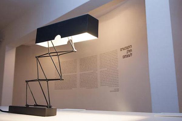 起重机台灯(二)