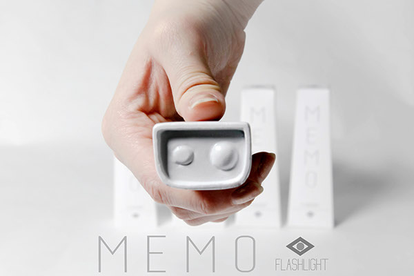 Memo 多功能手电筒(三)
