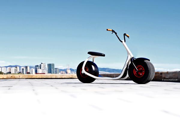 Scrooser 电动滑板车