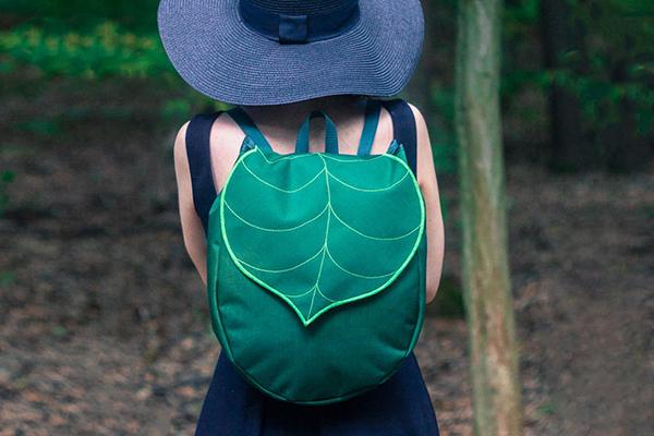Leafling Bags 创意背包(二)
