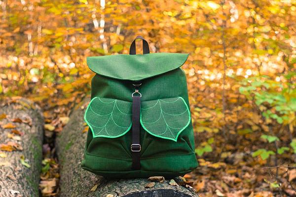 Leafling Bags 创意背包(三)
