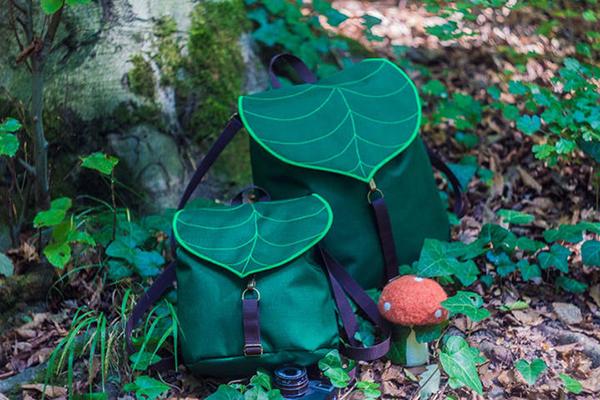 Leafling Bags 创意背包(六)