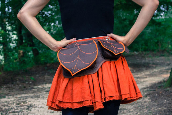Leafling Bags 创意背包(九)