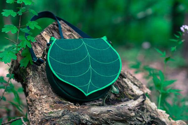 Leafling Bags 创意背包