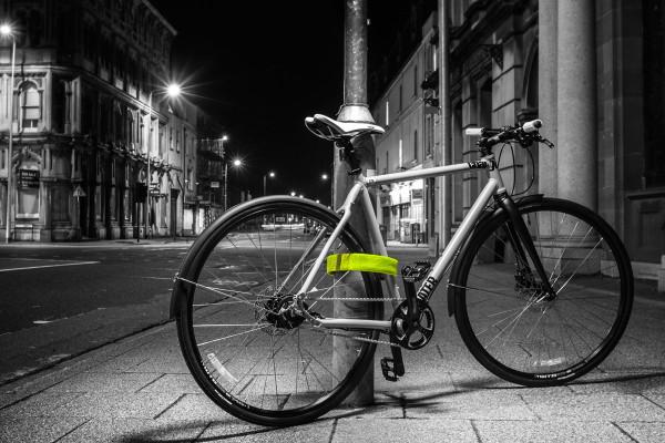 Litelock 自行车锁
