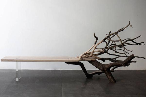 Fallen Tree 树状长椅(二)