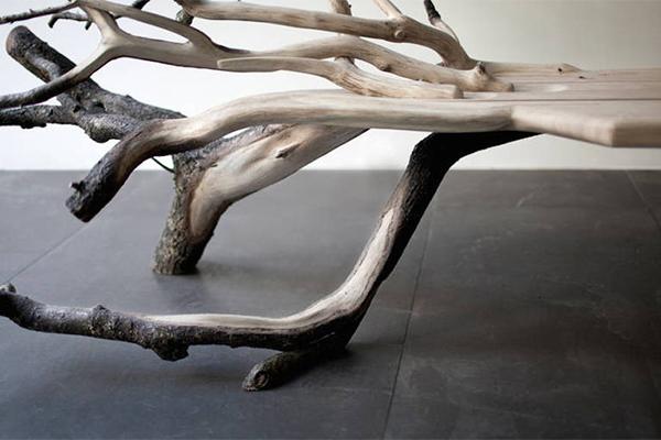 Fallen Tree 树状长椅(四)