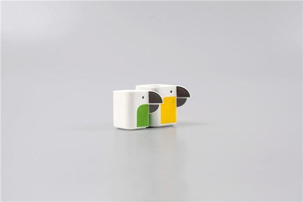鹦鹉创意咖啡杯(三)