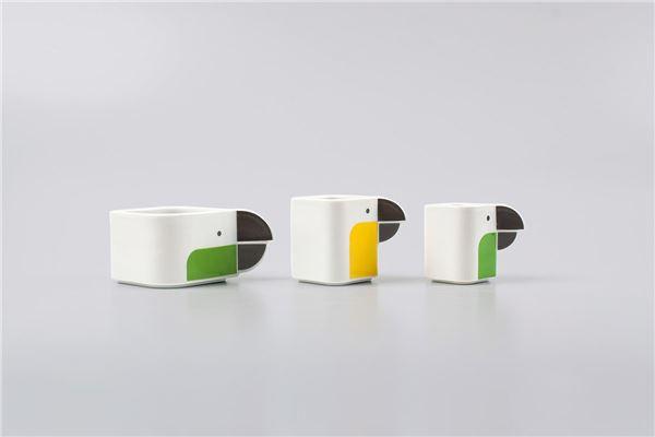 鹦鹉创意咖啡杯(四)