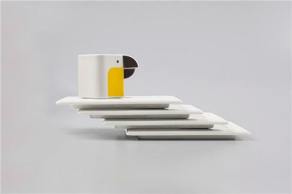鹦鹉创意咖啡杯(六)
