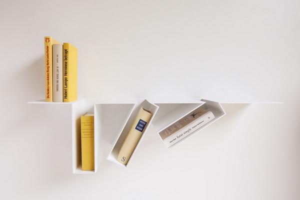 Oblique 创意书架