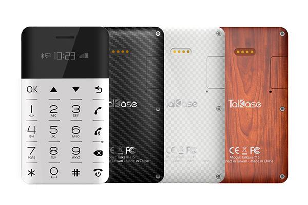 Talkase T1S卡片手机(二)