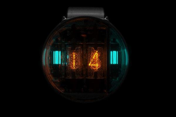 NIWA 辉光管氖气手表(五)