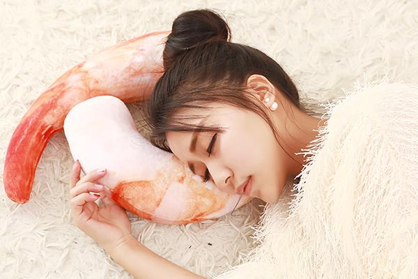 虾仁U形枕(六)