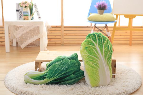 蔬菜抱枕(二)
